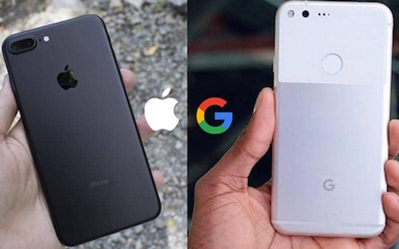iphone pixel