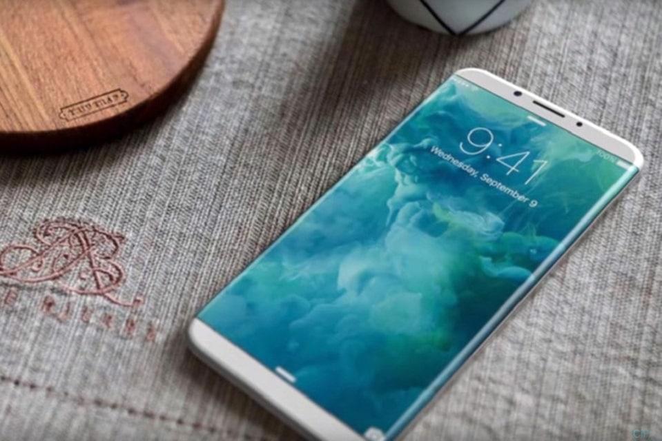 iphone 8 apple chargeur sans fil