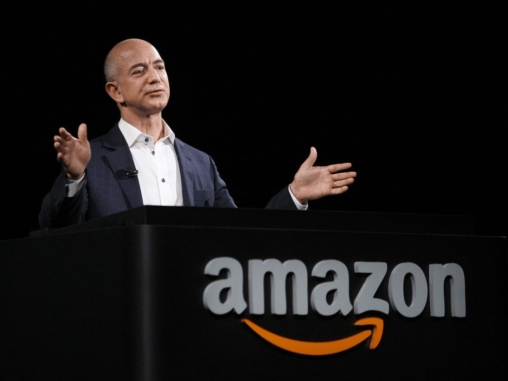 jeff bezos amazon plus riche monde