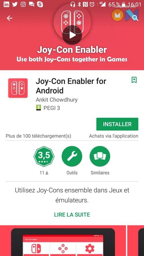 joy con controller