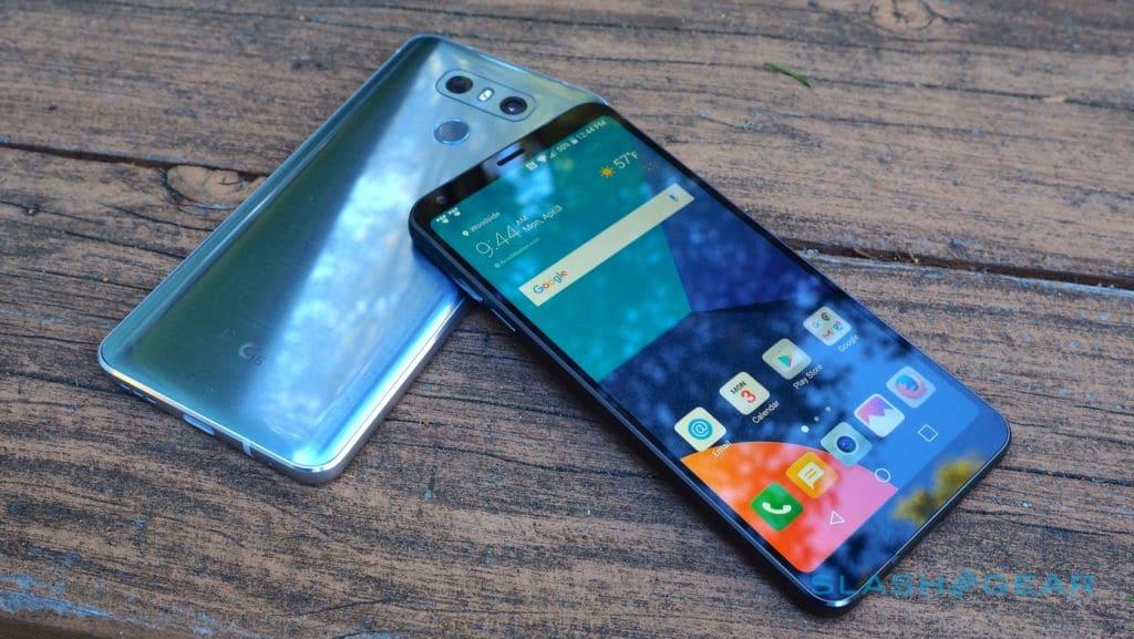 LG G6 Q6 mini