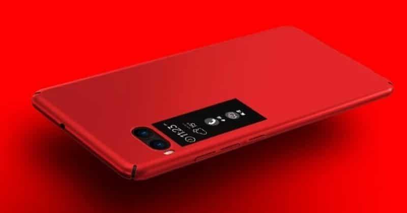 meizu pro 7 écran lcd couleur