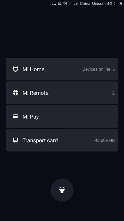 xiaomi miui 9 interface écran de verrouillage visuel