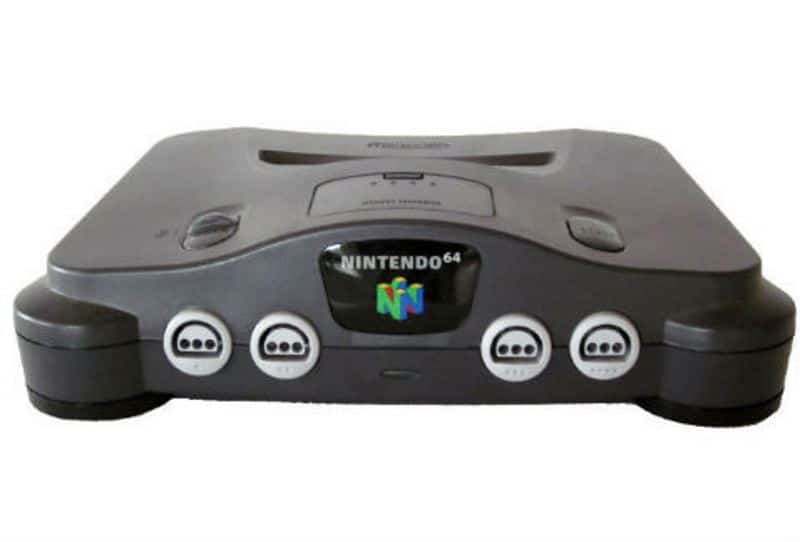 n64 classic mini retrogaming