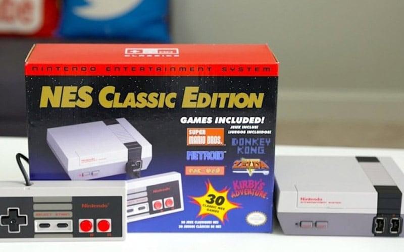 eBay : les fausses NES Classic Mini envahissent le web, gare aux arnaques !