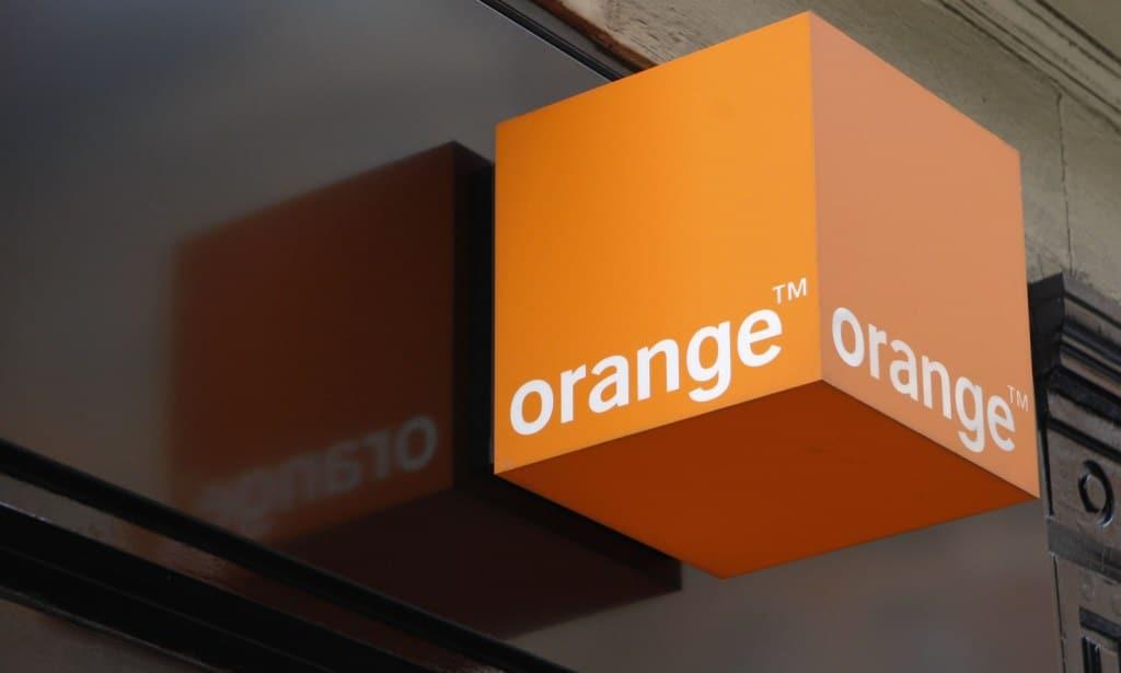 orange 4G debit ville france