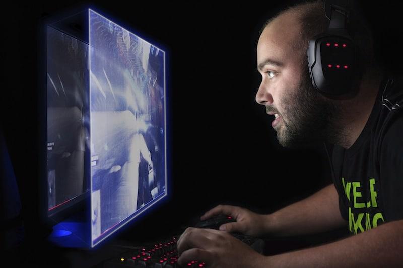 pc jeux video console radin