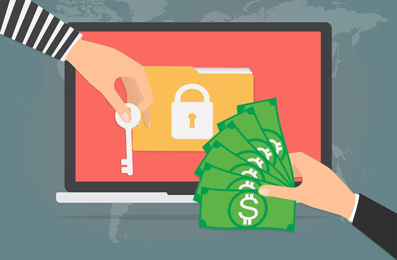 ransomwares somme étude google