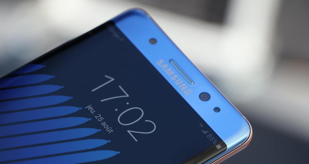 Galaxy Note 8 : Samsung compte vendre 9 millions d'unités dès son lancement