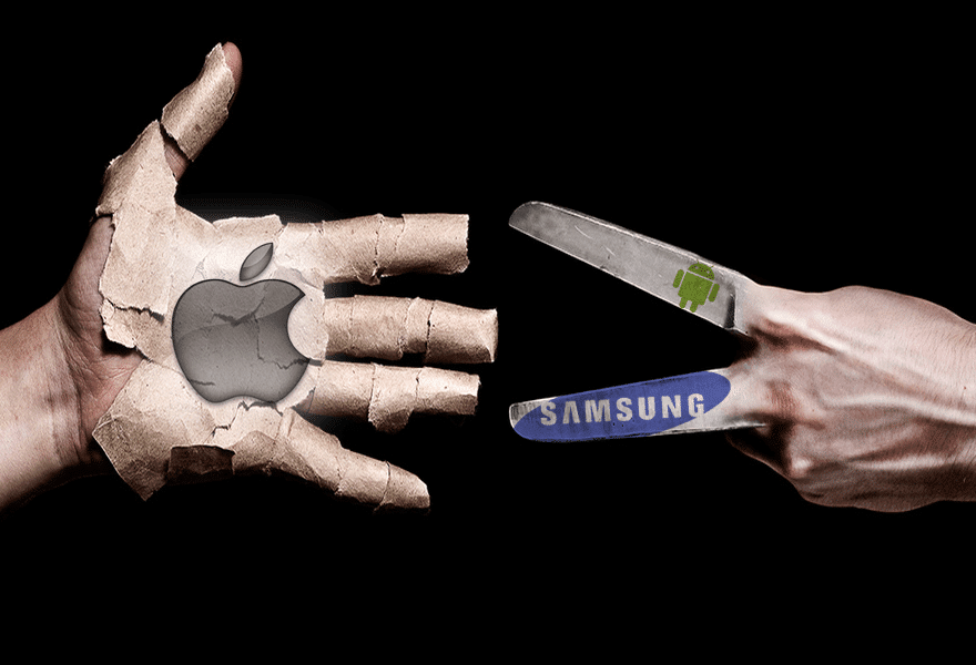 samsung reprend place leader marché smartphone apple t1 2017