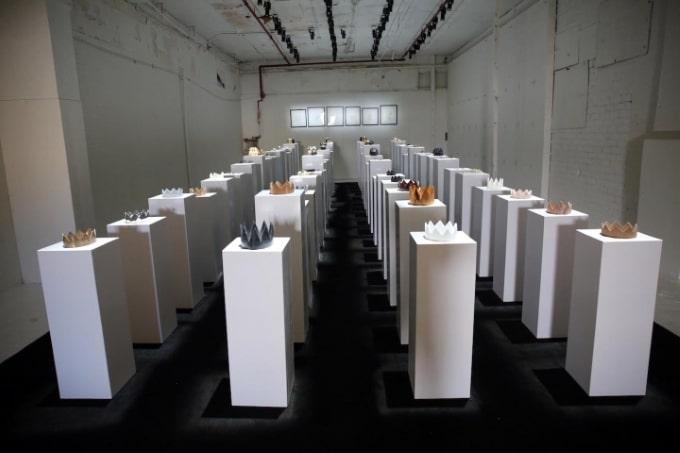 selfie musée 200 000 dollars dégats