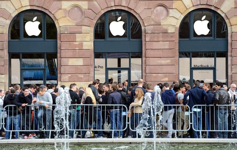 smartphone prix eleves faute