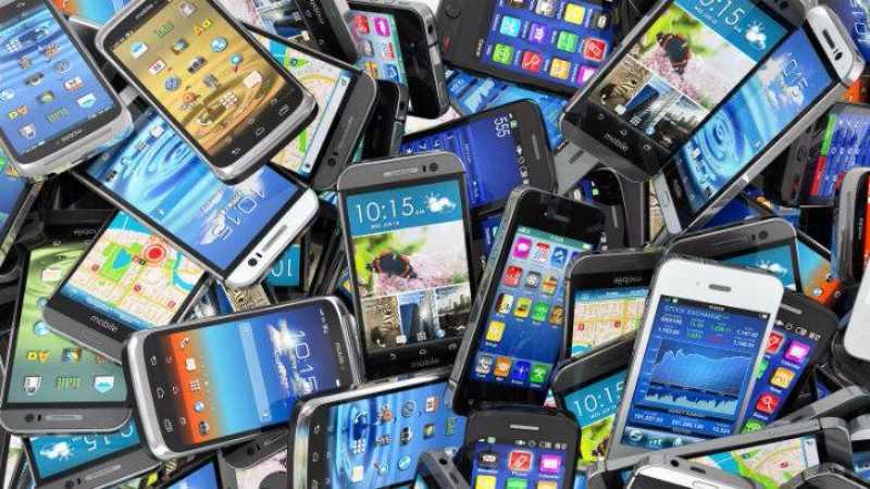 smartphone vacance
