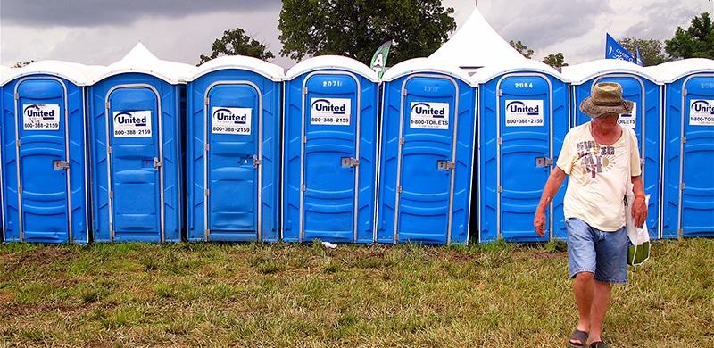 wifi public toilettes