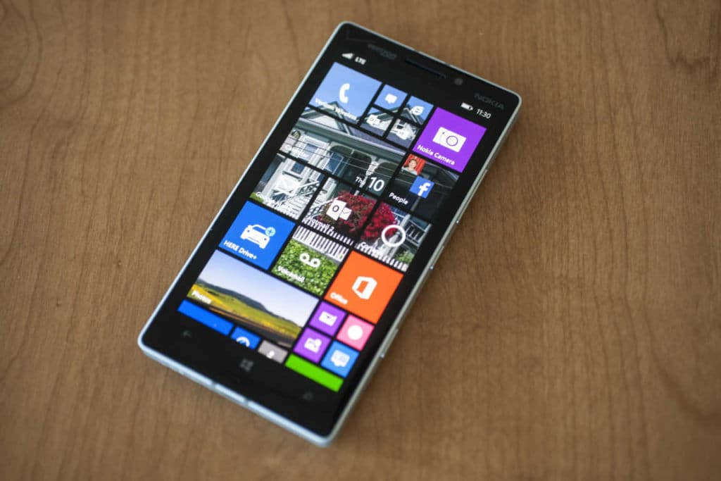windows phone mobile mort