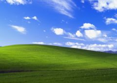 windows xp fond ecran