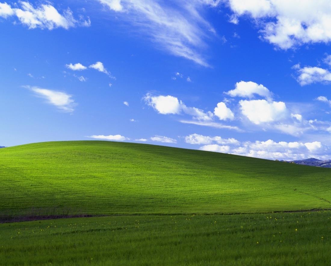 Windows XP : découvrez l'histoire insolite qui se cache derrière le célèbre fond d'écran