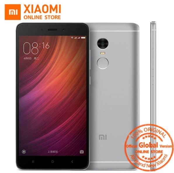 Xiaomi Redmi Note 4 Or 64 Go pas cher sur AliExpress