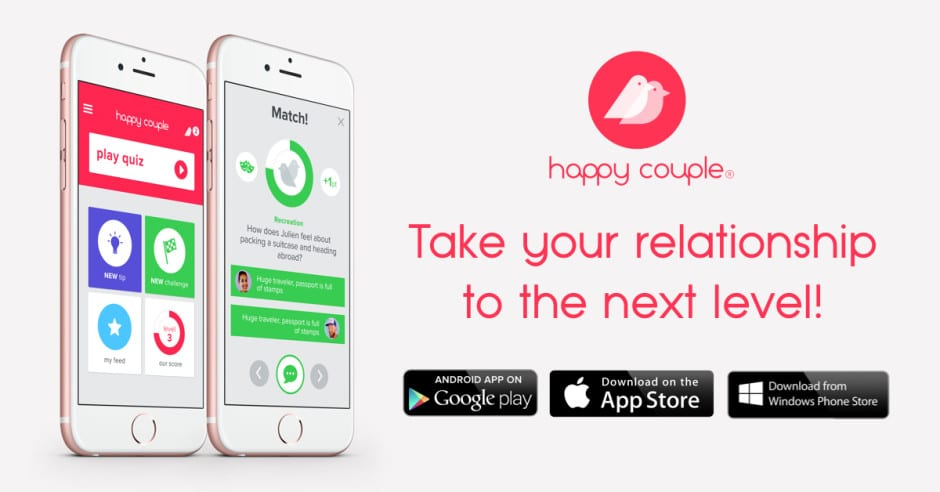 happy couple android