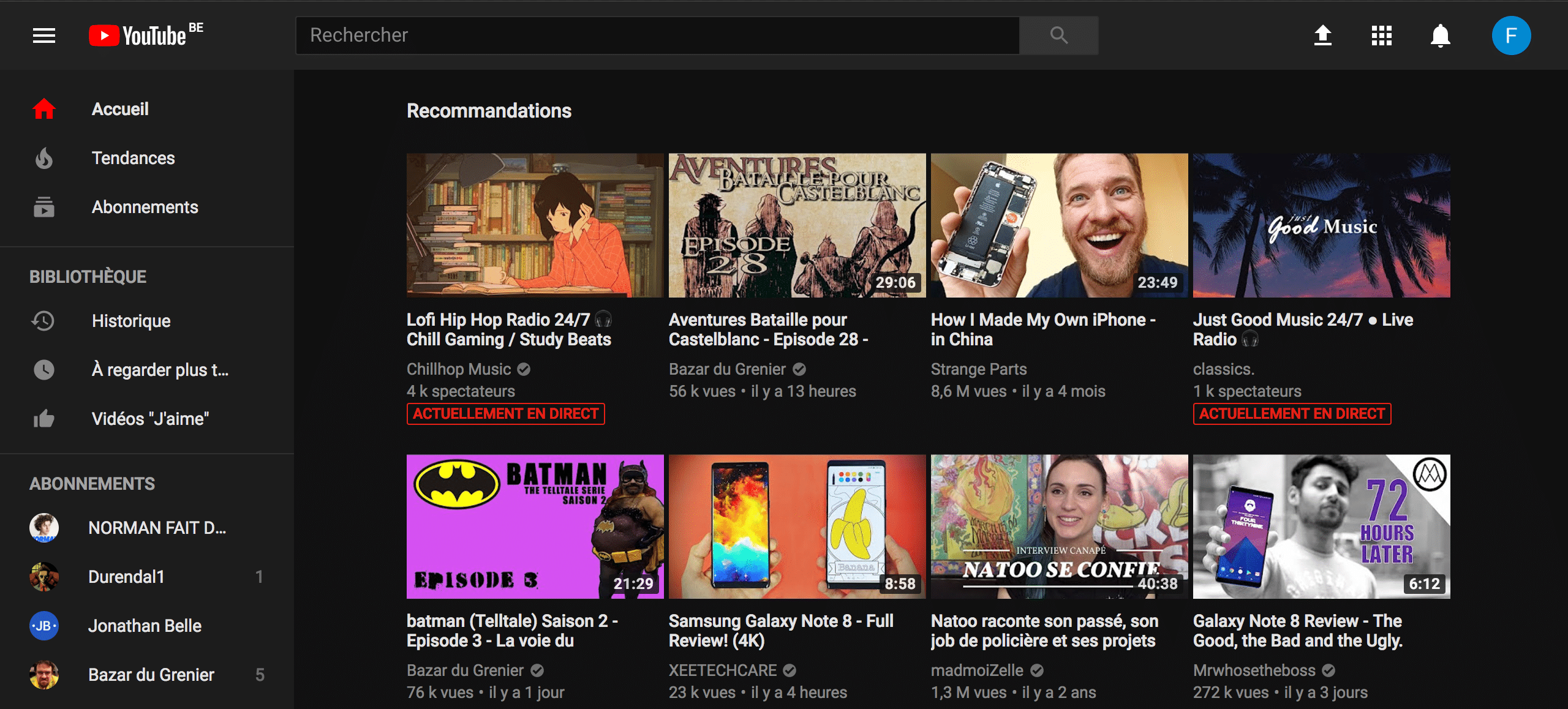 youtube-dark