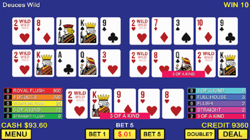 Five Play Poker Android
