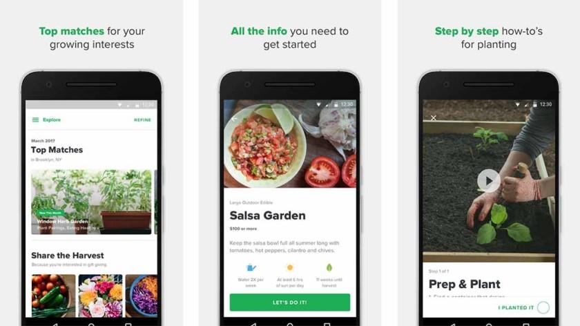 gro jardinage android