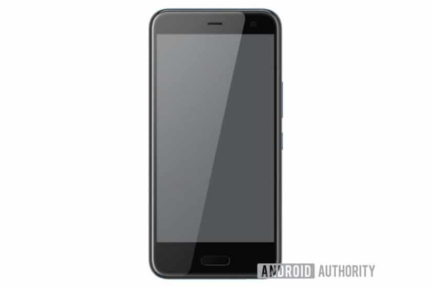 HTC U11 Life design