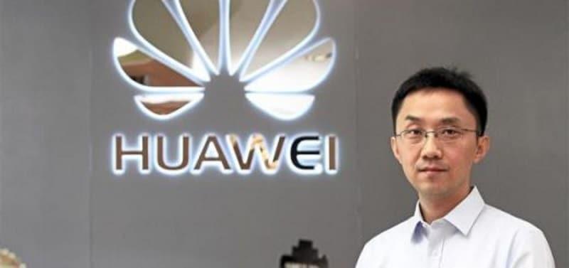 Huawei Vice President Bruce Lee