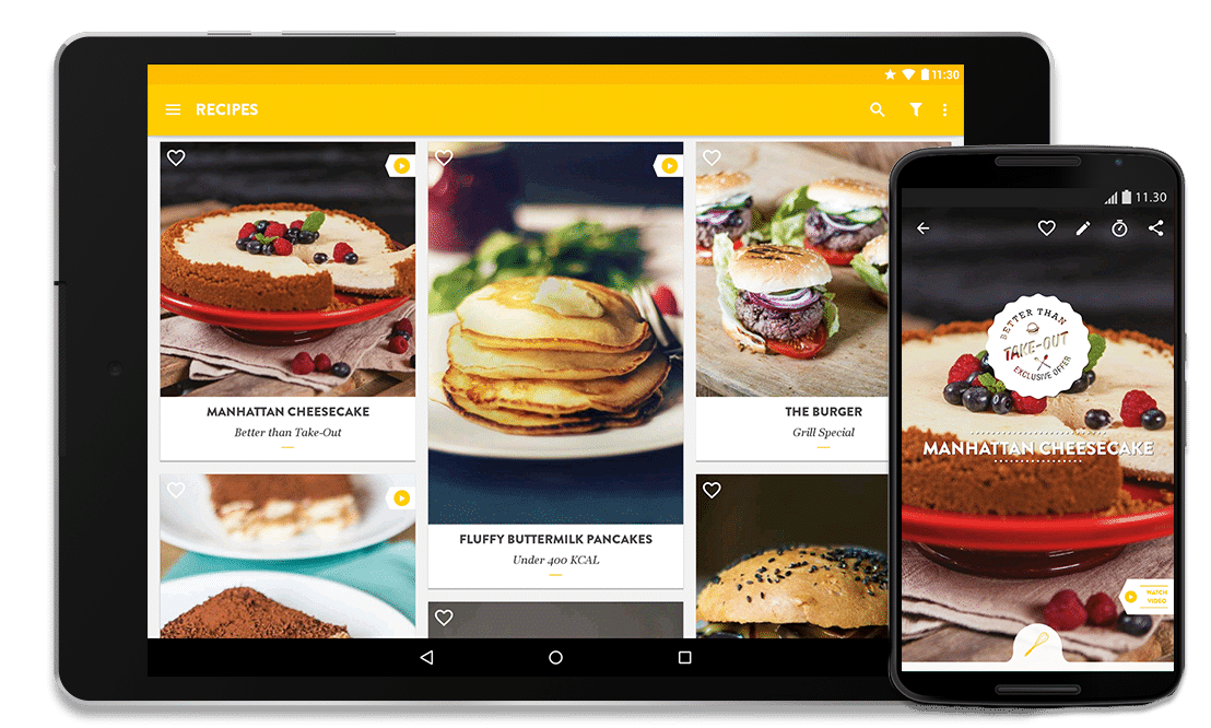 Kitchen stories cuisine android