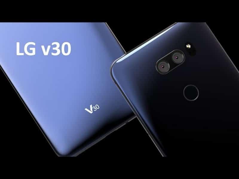 LG V30 photo