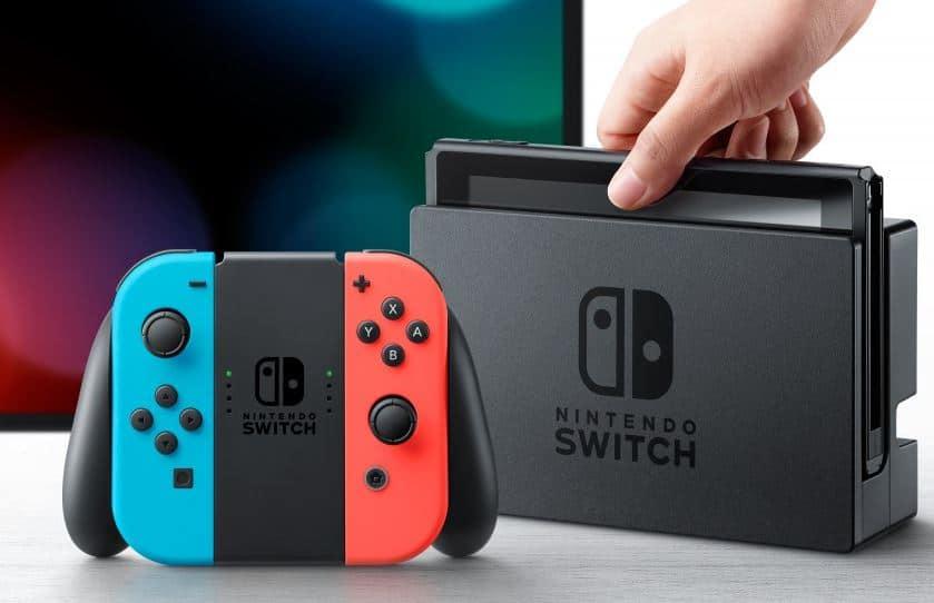 Nintendo Switch gamevice