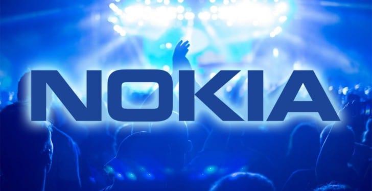 Nokia 9 marque