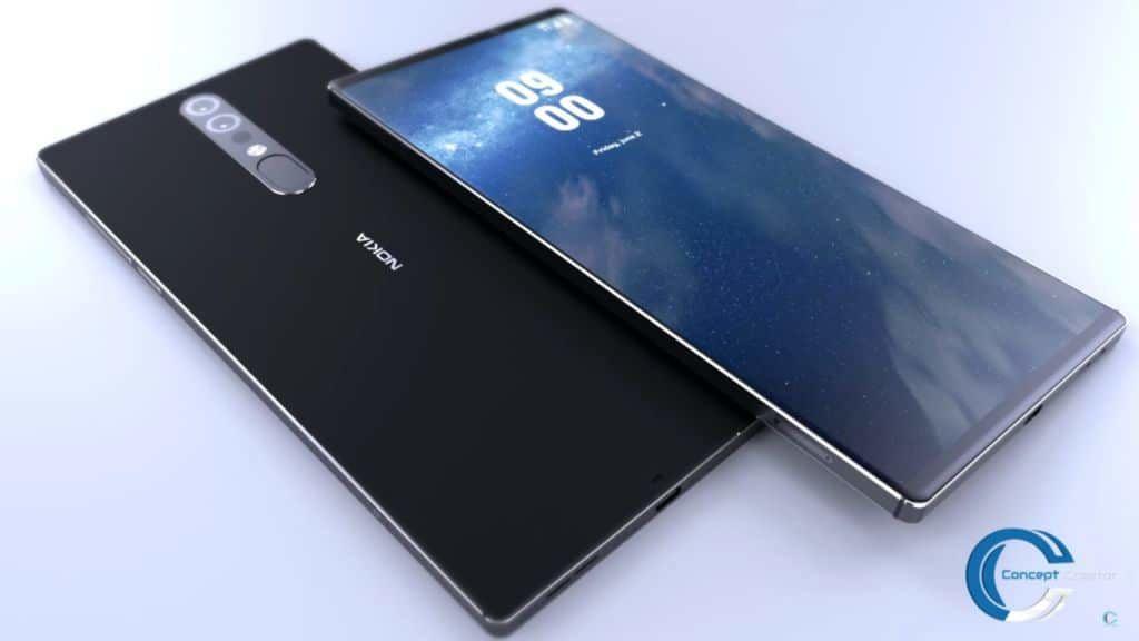 Nokia 9 rendu