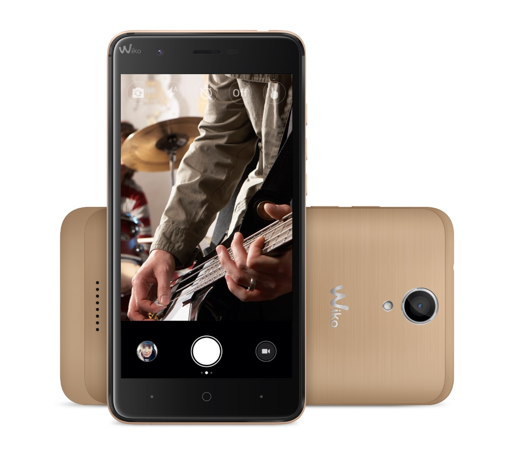 Wiko HARRY gold