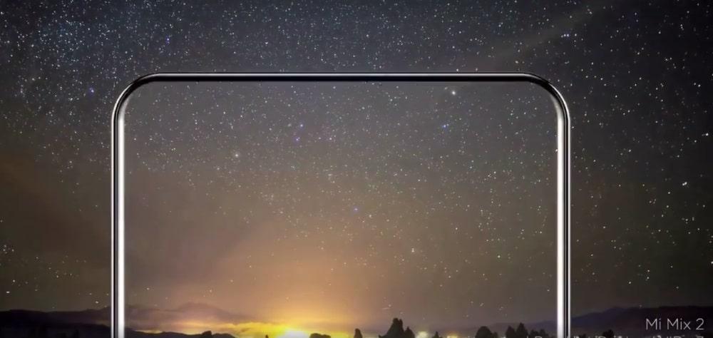 Xiaomi Mi MIX 2 design video