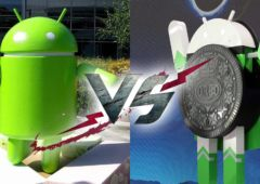 android nougat vs android oreo