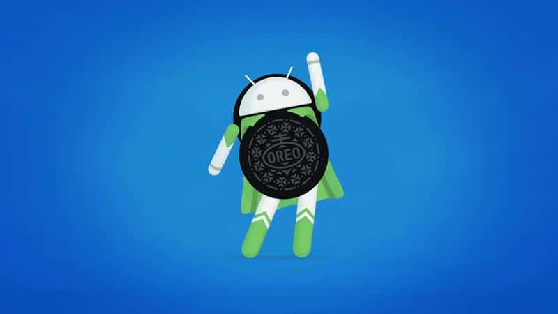 Android Oreo Rescue Party