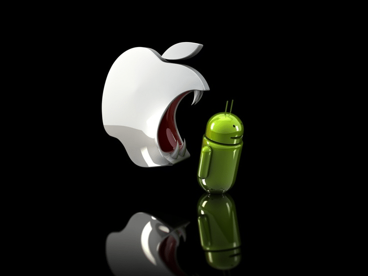 apple domination marché smartphones idc