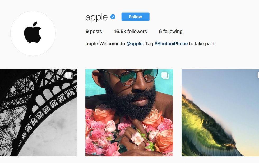 apple instagram iphone