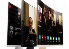 apple tv television ecran