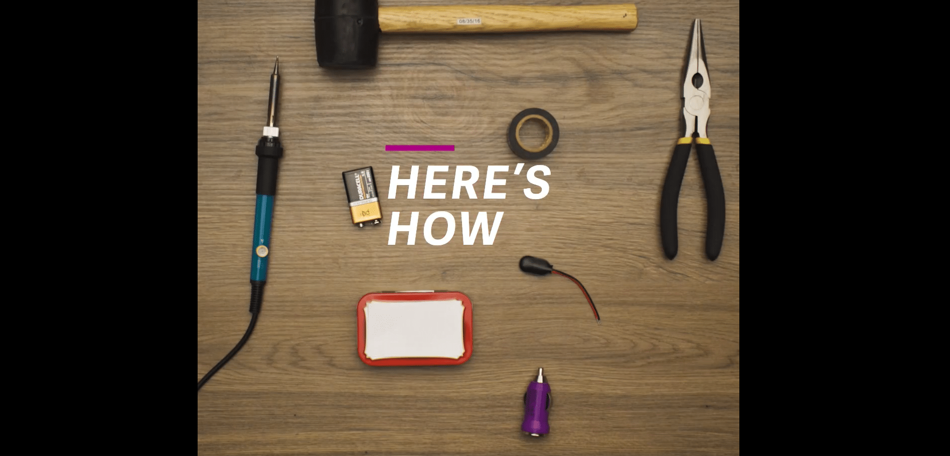 tutoriel fabriquer batterie externe diy