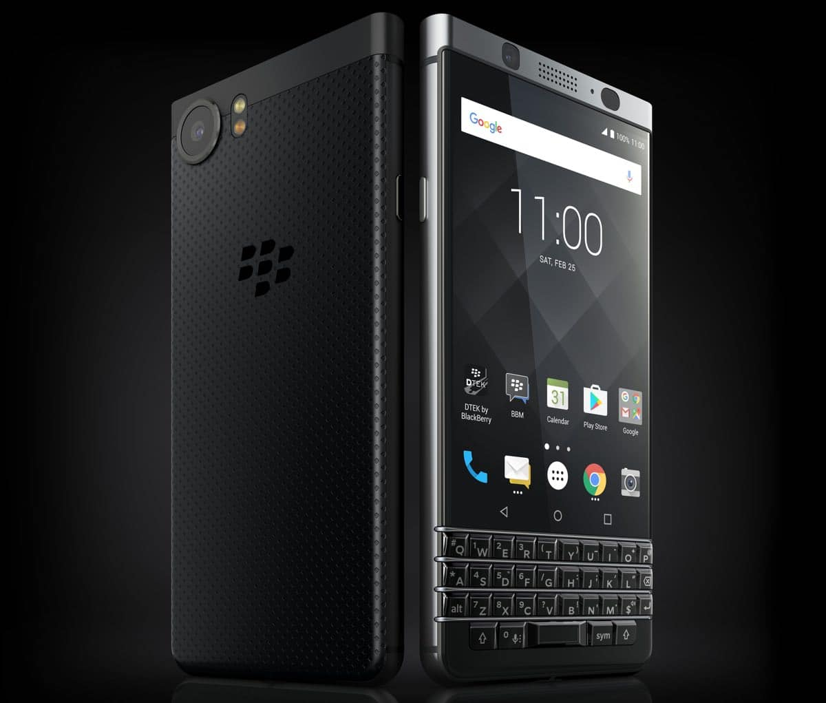 blackberry keyone black edition photo