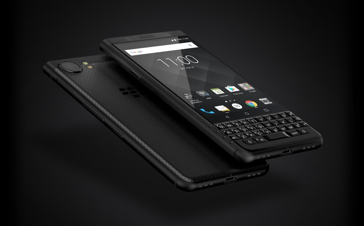 blackberry keyone black edition ram
