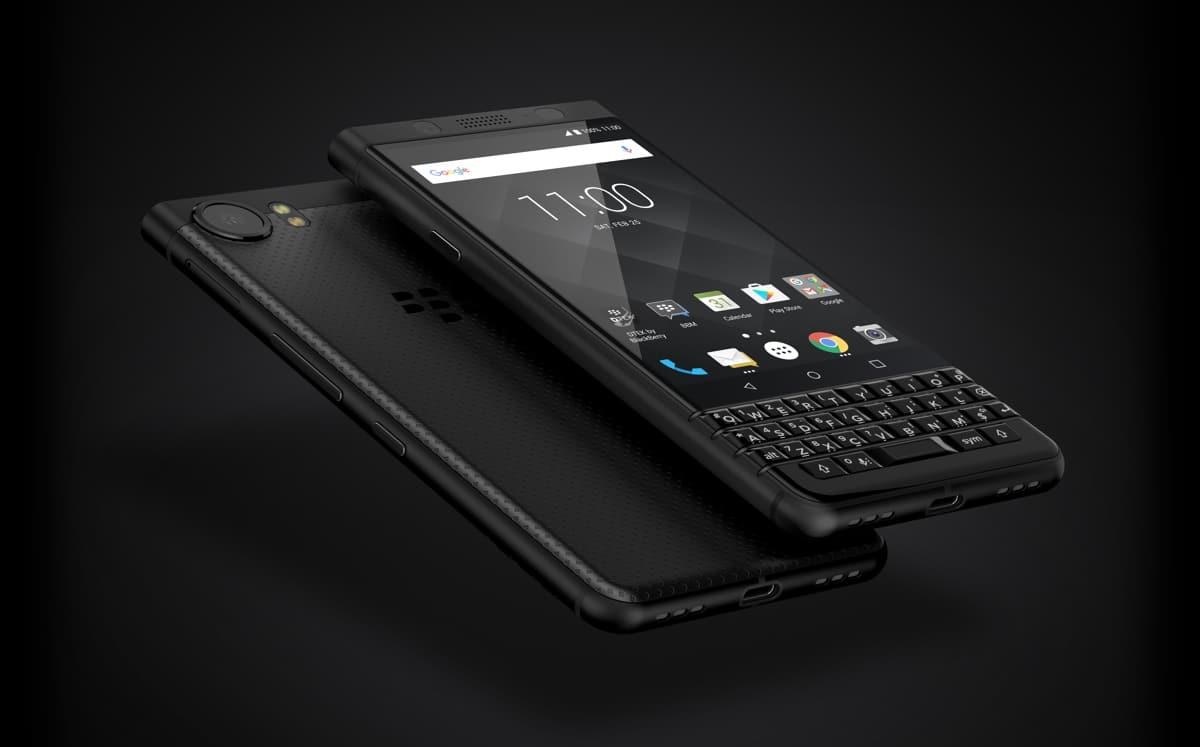 blackberry keyone black edition ram
