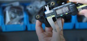 calibrer batterie smartphone