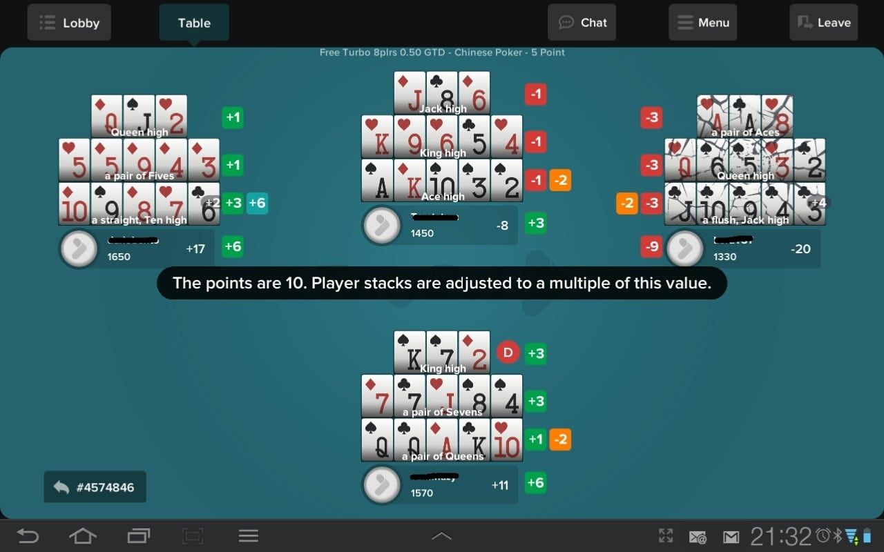 chinese poker android