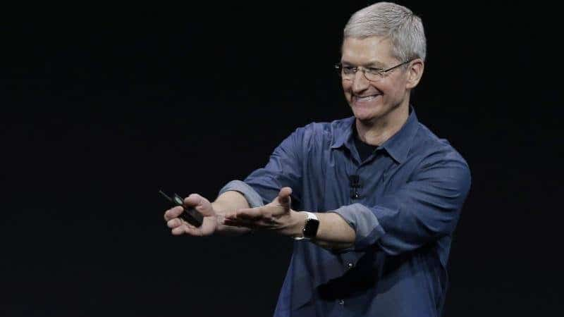 apple trimestre 2017