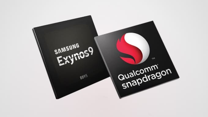 exynos 9 vs snapdragon 835