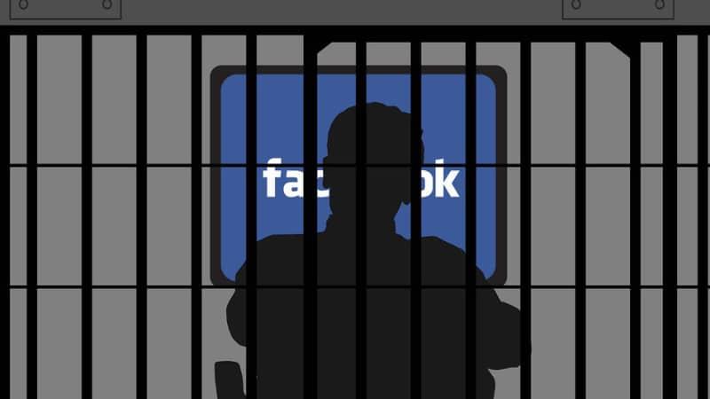 facebook terrorisme prison