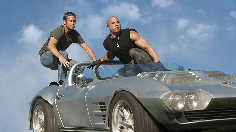 fast and furious vin diesel paul walker iphone